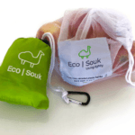 EcoSouk shopping pouches
