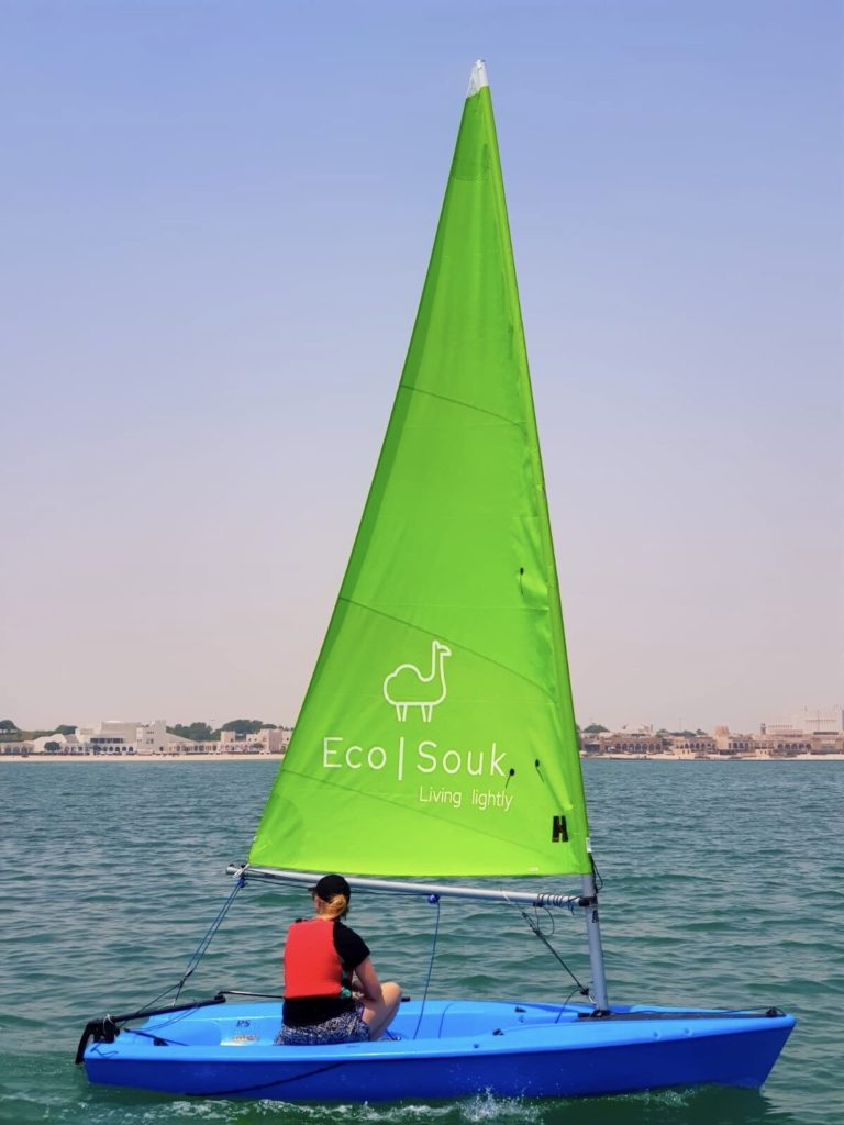 EcoSouk takes to the water