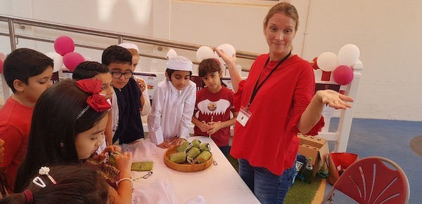 Swiss International School event