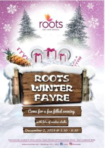 Roots Winter Fayre