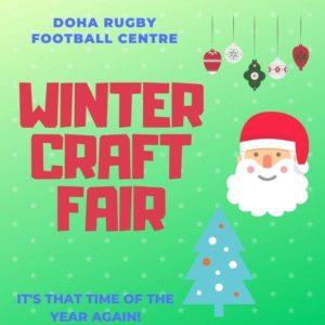 Doha Rugby Football Centre Winter Craft Fair