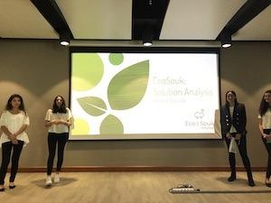 ASD Business students' presentation