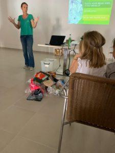 Qatar Environment Day talk at Sheikh Faisal's Museum